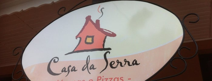 Casa da Serra Massas e Pizzas is one of Food & Fun - Gramado, Canela, Nova Petrópolis.