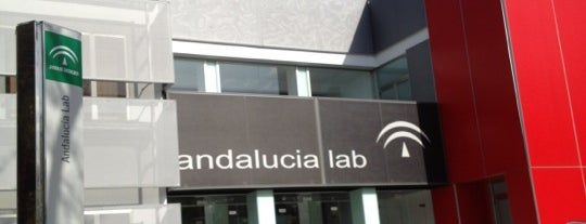 Andalucia Lab is one of Lieux qui ont plu à Vicente.