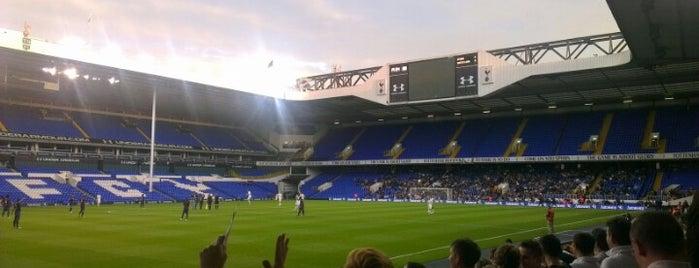 White Hart Lane Stadium is one of Top Olympic Stadiums.