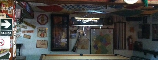 Treff Pub Alemán is one of Bares de Lima.