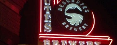 Deschutes Brewery Portland Public House is one of Gluten Free Grub.