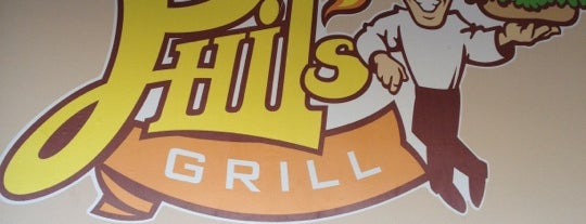 Phil's Grill is one of New Orleans.