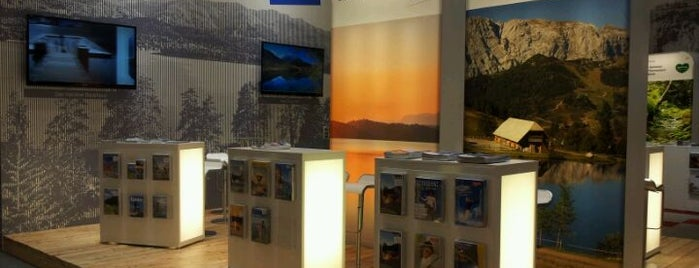 ITB Berlin is one of I Love Berlin!.