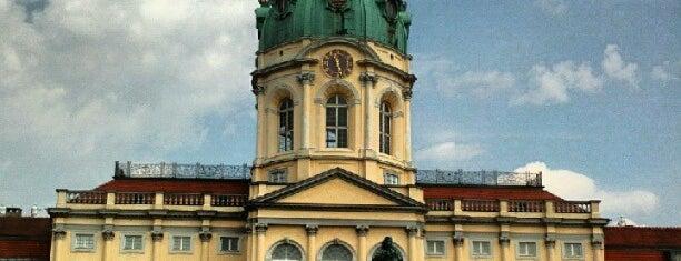 Palacio de Charlottenburg is one of Berlin | Deutschland.
