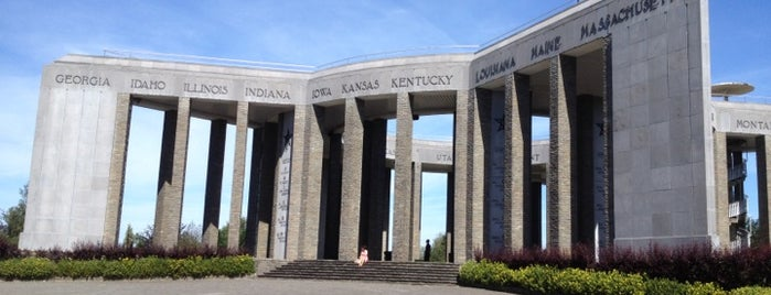 Mardasson Memorial is one of Places in Europe.