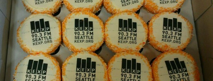 KEXP Studios is one of USA #4sq365us.