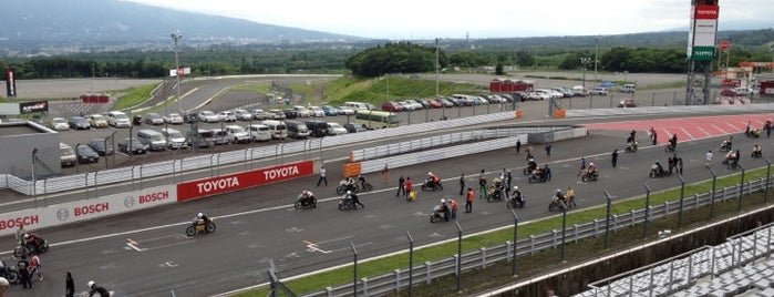 Fuji Speedway is one of Bucket List for Gearheads.