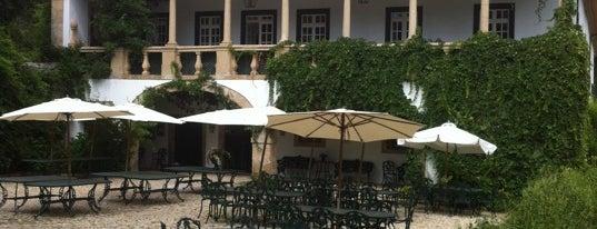 Hotel Rural Casa dos Viscondes da Várzea is one of Posti che sono piaciuti a Jurgis.