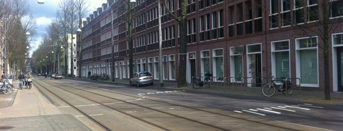 Tramhalte 1e Coehoornstraat is one of Alle tramhaltes van Amsterdam.