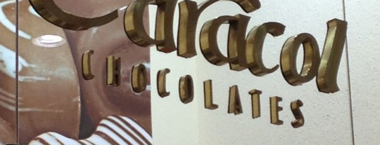 Caracol Chocolates is one of Tempat yang Disukai Cris.