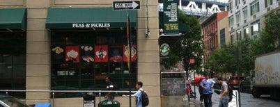 Peas N' Pickles is one of Brooklyn Heights Neighborhood Guide.