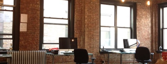 Hyperpublic HQ is one of Silicon Alley, NYC.