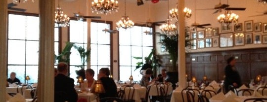 Arnaud's Restaurant is one of New Orleans.