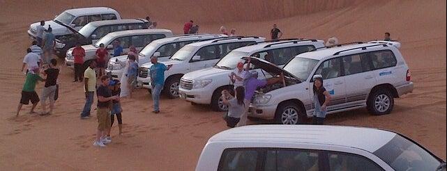 Desert Safari Dubai is one of DUBAI.