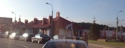 Bobrowniki is one of สถานที่ที่ Сергей ถูกใจ.