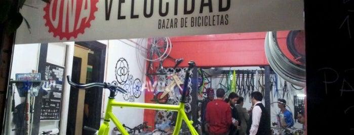 Una Velocidad is one of Luis: сохраненные места.