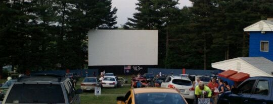 Starlight Drive-In is one of Drive-In Theaters.