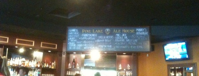 Pine Lake Ale House is one of Locais curtidos por Philip.