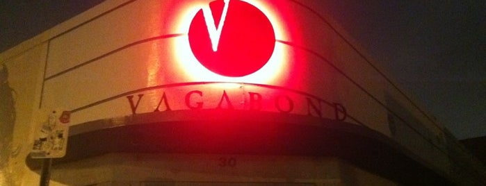 The Vagabond is one of Best clubs in Miami.
