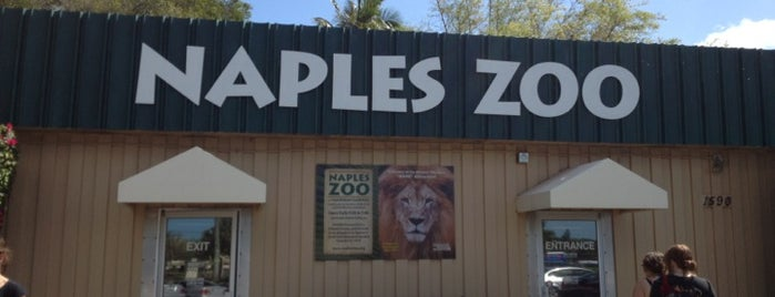 Naples Zoo is one of Life's a Zoo.