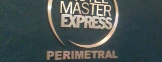 Master Express Perimetral is one of Hoteis POA.