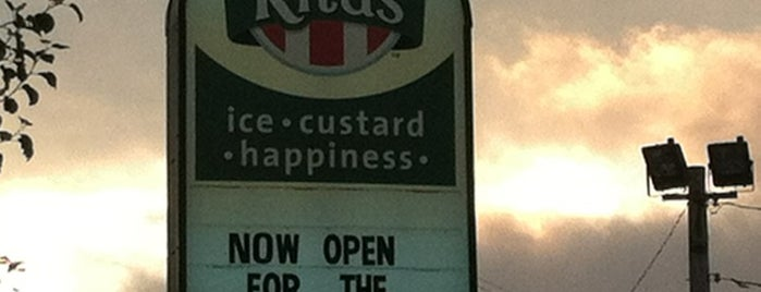 Rita's Italian Ice & Frozen Custard is one of EC.