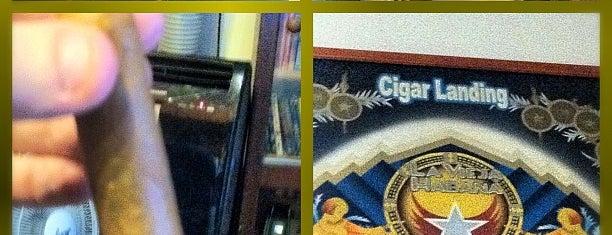 Cigar Landing is one of Stevenson's Top Cigar Spots.