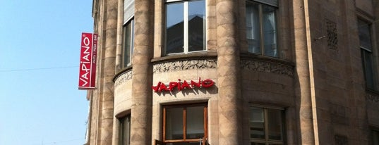 Vapiano is one of Karlsruhe beloved.