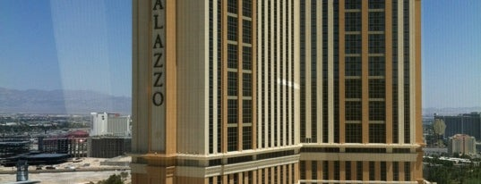 The Palazzo Resort Hotel & Casino is one of 101 places to see in Las Vegas before your die.