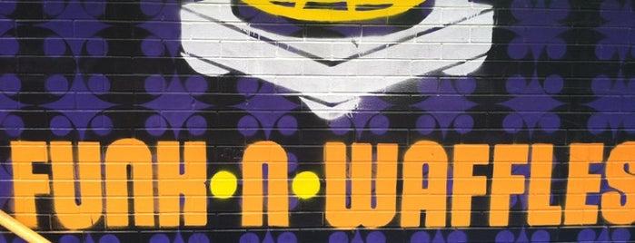 Funk n' Waffles is one of 44 Things at Syracuse University.