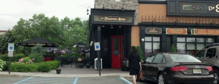 The Shannon Rose Irish Pub is one of Restaurants.