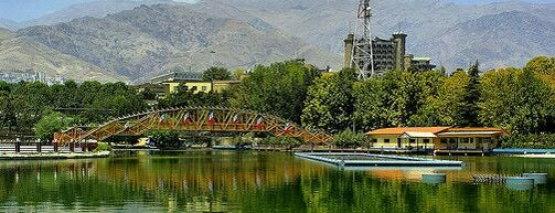 Mellat Park | پارک ملت is one of Tehran.