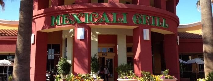 Mexicali Grill is one of Locais curtidos por smith.