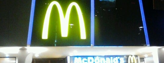 McDonald's is one of Lugares favoritos de Gurme.
