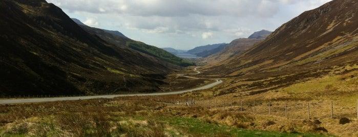 Loch Maree Viewpoint is one of Lieux sauvegardés par Kurt.