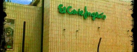 El Corte Inglés is one of Ofertas en centros comerciales.