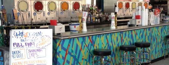 Big Easy Daiquiris is one of Where in the World (To Drink).