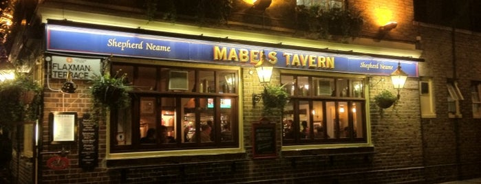 Mabel's Tavern is one of Lugares favoritos de Carl.