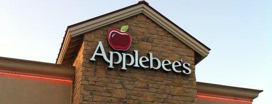 Applebee's is one of Dinner.