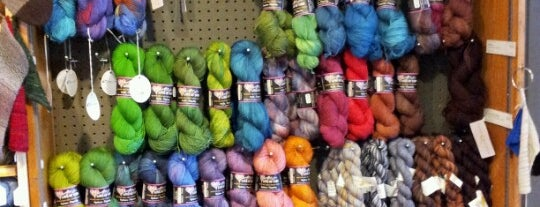 The Yarnery is one of Top picks for Arts & Crafts Stores.