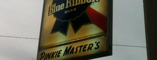 Pinkie Master's Lounge is one of Best o' the South.
