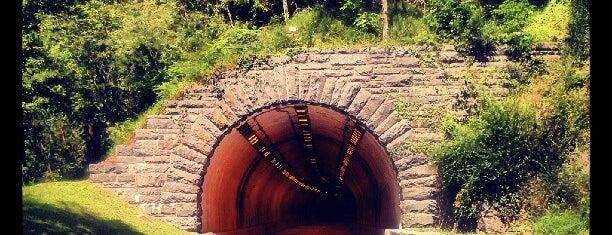 Gatlinburg Tunnel is one of Smokey Mountains!!.
