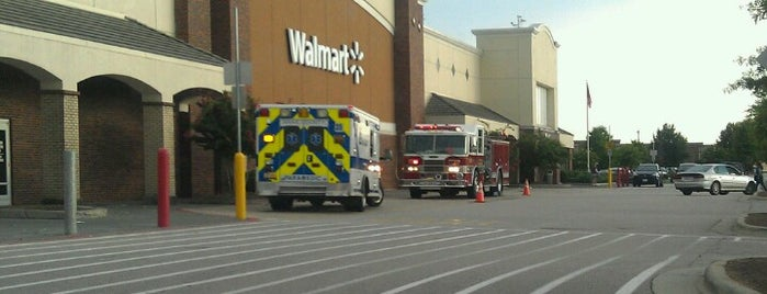Walmart Supercenter is one of Places to visit.
