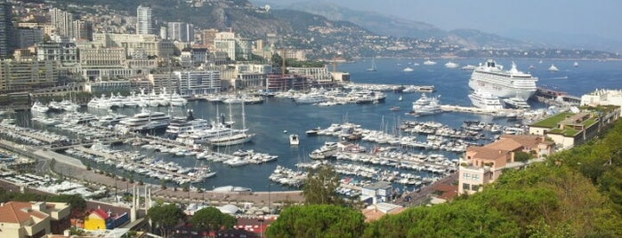 Port Hercule de Monaco is one of Best of Monaco.