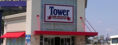 Tower Beer, Wine & Spirits is one of Locais curtidos por Carl.