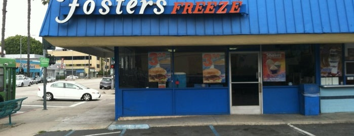 Foster's Freeze is one of Tempat yang Disukai Nick.