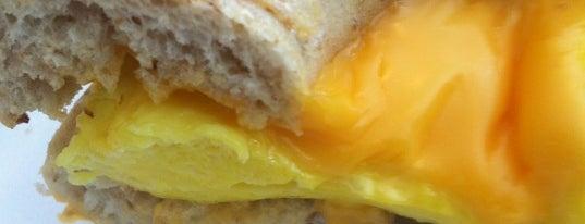 Breakfast spots