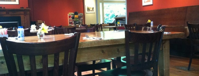 Vios Cafe At Third Place Is One Of Around Ravenna Seattle Wa