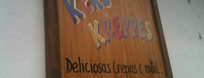 Keks Kreppes is one of Valle de bravo . México.