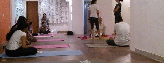 Total Yoga Studio is one of Bharath : понравившиеся места.